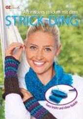 Accessoires stricken mit dem Strick-Ding