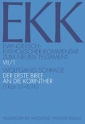 Evangelisch-kath. Kommentar zum NT / Korintherbrief VII