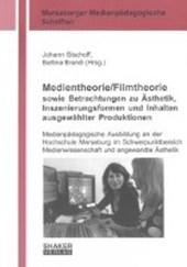 Medientheorie/Filmtheorie sowie Betrachtungen zu Ästhetik, Inszenierungsformen und Inhalten ausgewählter Produktionen