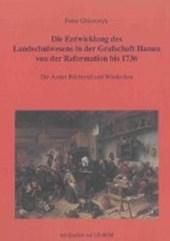 Die Entwicklung des Landschulwesens in der Grafschaft Hanau von der Reformation bis
