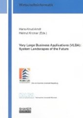 Very Large Business Applications (VLBA): System Landscapes of the Future |  |
