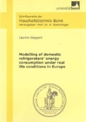 Modelling of domestic refrigerators' energy consumption under real life conditions in Europe