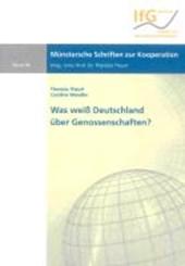 Was weiß Deutschland über Genossenschaften?