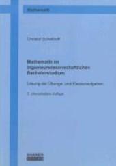 Mathematik im ingenieurwissenschaftlichen Bachelorstudium