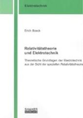Relativitätstheorie und Elektrotechnik