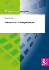 Evaluation des Training off-the-job | Ellena Werning |