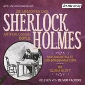 Die Memoiren des Sherlock Holmes: Der Angestellte des Börsenmaklers & Die 'Gloria Scott'