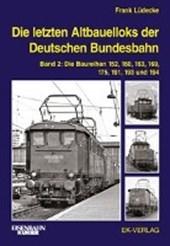 Die letzten Altbauelloks der Deutschen Bundesbahn