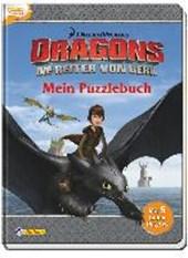Dreamworks Dragons: Mein Puzzlebuch