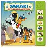 Yakari Soundbuch: Ein Tag voller Abenteuer