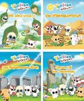 Nelson Mini-Bücher: 4er Yoohoo & Friends 1-4