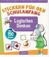 Stickern für den Schulanfang - Logisches Denken