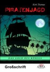 Piratenjagd - Großdruck | Kirk Thomas |