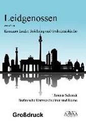 Leidgenossen zwischen Krummer Lanke, Reichstag und Gedächtniskirche - Großdruck