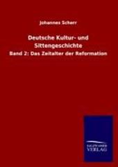 Deutsche Kultur- und Sittengeschichte