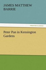 Peter Pan in Kensington Gardens | auteur onbekend |