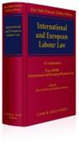 International and European Labour Law | auteur onbekend |
