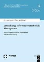 Verwaltung, Informationstechnik & Management