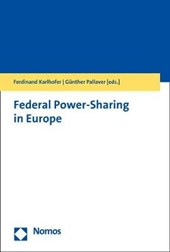 Federal Power-Sharing in Europe