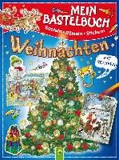 Mein Bastelbuch Weihnachten