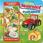 Puzzlebuch - Auf dem Bauernhof