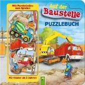 Puzzlebuch - Auf der Baustelle