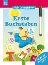 Erste Buchstaben - Mein Lernspielheft