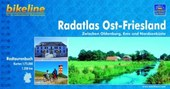 Bikeline Radatlas Ost-Friesland