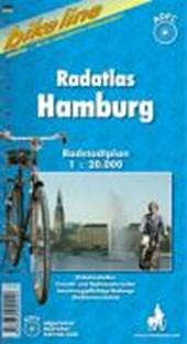 Bikeline Radatlas Hamburg 1 :