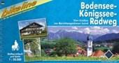 Bikeline Bodensee-Königssee-Radweg 1 :