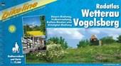 Bikeline Radatlas Wetterau - Vogelsberg