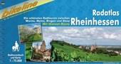 Bikeline Radatlas Rheinhessen