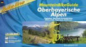 Bikeline Oberbayerische Alpen. MountainBikeGuide