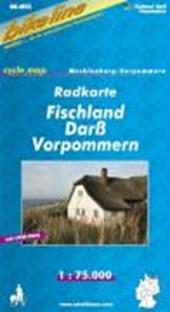 Bikeline Radkarte Deutschland Fischland Darß 1 :