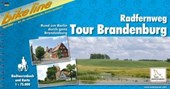Bikeline Radtourenbuch Tour Brandenburg 1 :