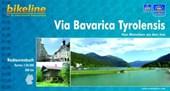 Bikeline Via Bavarica Tyrolensis von München an den Inn 1 :