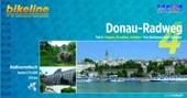 Bikeline Radtourenbuch Donau-Radweg 4. Ungarn, Kroatien, Serbien. Von Budapest nach Belgrad