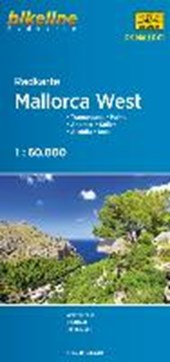 Bikeline Radkarte Mallorca West