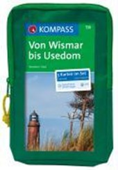 Kompass WK739 Ostseeküste-von Wismar bis Usedom