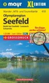 Olympiaregion Seefeld XL 1 : 25 000