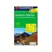 Kompass WK28 Vorderes Zillertal, Achensee, Alpbachtal, Wildschönau