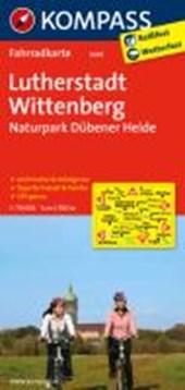 Lutherstadt Wittenberg - Naturpark Dübener Heide 1:70000