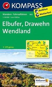 Elbufer - Drawehn - Wendland 1 :