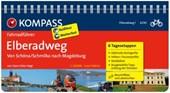 RF6296 Elberadweg 1, Schmilka-Magdeburg Kompass