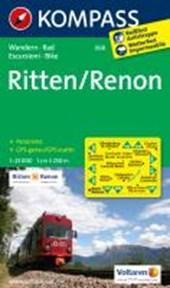 Kompass WK068 Ritten/Renon