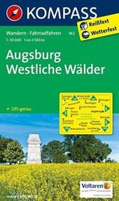 Kompass WK162 Augsburg, Westliche Wälder