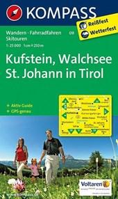 Kompass WK09 Kufstein, Walchsee, St, Johann