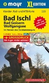 Bad Ischl - Bad Goisern - Wolfgangsee XL 1 : |  |