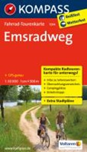 Kompass FTK7014 Emsradweg