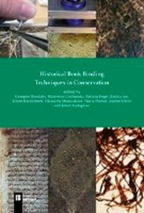 Historical Book Binding Techniques in Conservation | Patricia Engel |
